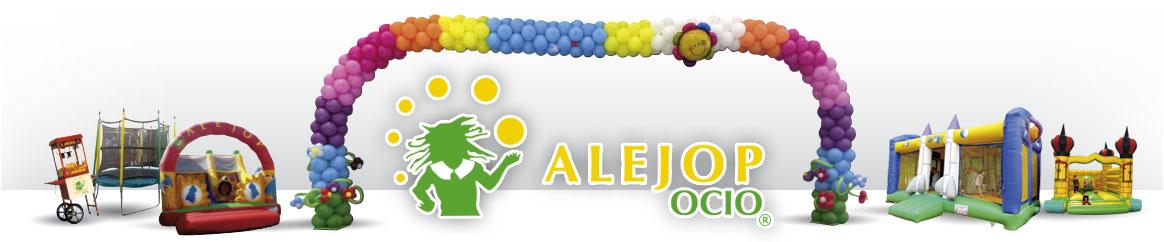 Alejop Ocio - Hinchables y atracciones en Valladolid