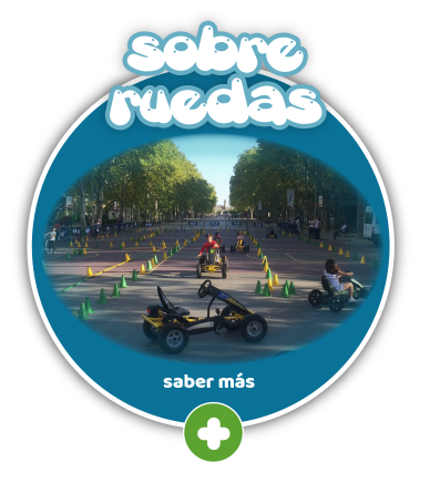Actividades sobre ruedas