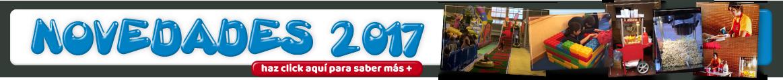 Alejop Ocio Novedades 2017