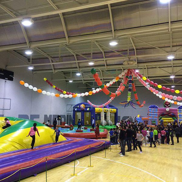 Fiestas y eventos infantiles en Valladolid